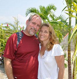 Sam & Michelle Waddell